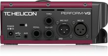 Load image into Gallery viewer, TC Helicon PERFORM VG Vocal Processor