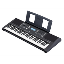Load image into Gallery viewer, Yamaha PSRE373 61-key Portable Touch Sensitive Keyboard w/Adaptor