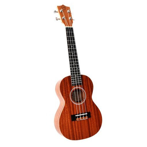 Twisted Wood PI-100C Pioneer Concert Ukulele w/ Gig Bag