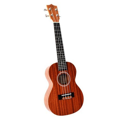 Twisted Wood PI-100T Pioneer Tenor Ukulele with Gig Bag