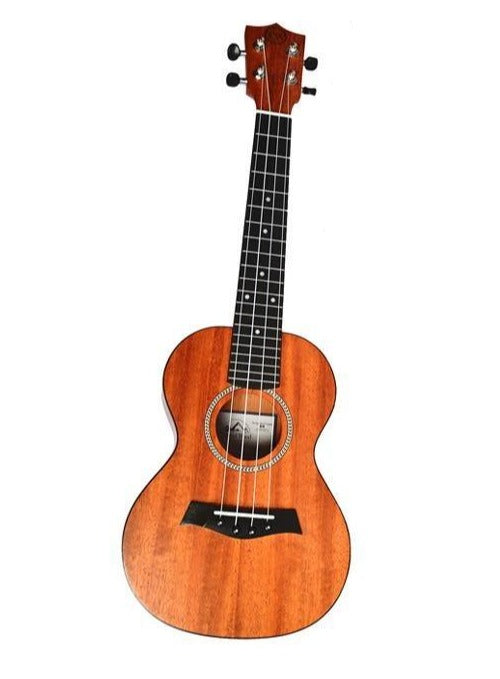 Twisted Wood RR-200C Rock Roots Concert Ukulele w/Gig Bag