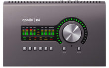 Load image into Gallery viewer, Universal Audio Apollo x4 Thunderbolt 3 Audio Interface w/UAD-2 QUAD Core Processing