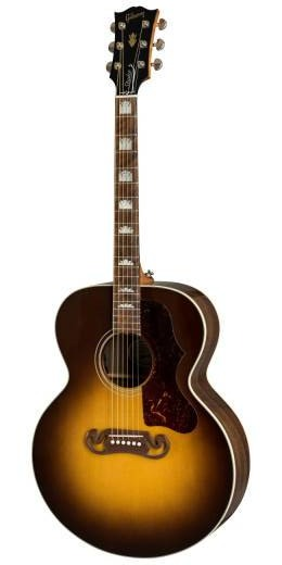 Gibson SJ-200 Studio Walnut - Walnut Burst w/ Case