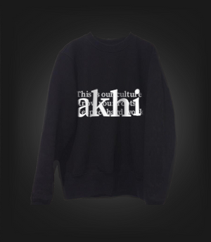 AKHI Culture Sweater
