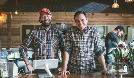 Picture of Logan House Coffee Co. Owners