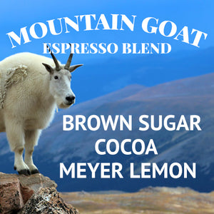 Mountain Goat 12oz bag