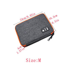 Load image into Gallery viewer, Electronic Accessories Organizer Bag