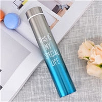 Load image into Gallery viewer, Slim Insulated Vacuum Flasks Thermal portable Bottles