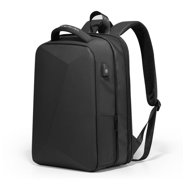 Anti-theft Waterproof  Backpacks with built in USB Charging