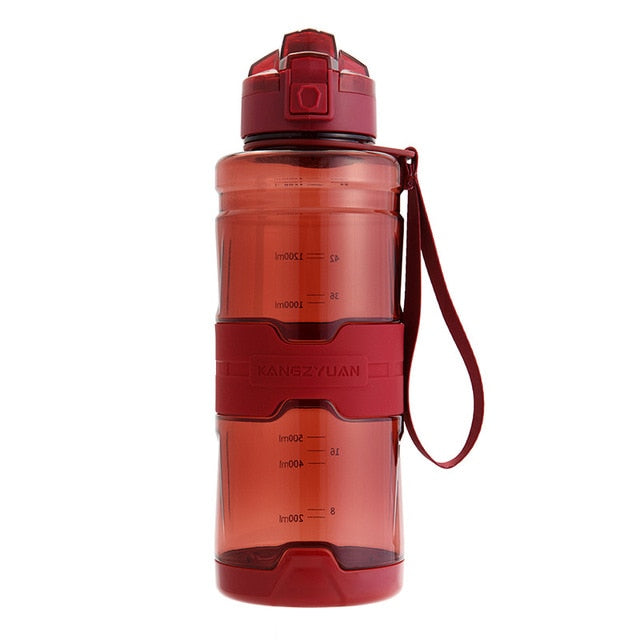 Super Strong  tritan material BPA free Water Bottle.