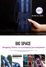 Load image into Gallery viewer, Super Strong  tritan material BPA free Water Bottle.