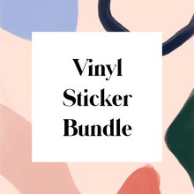 Load image into Gallery viewer, Vinyl Sticker Bundle - Mix & Match - Pack of 10