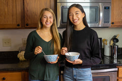 A couple of students and entrepreneurs passionate about wellness wanted to find ways to promote healthier eating on the University of Michigan campus and across the community.