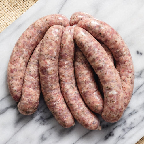 Pork and Fennel Sausages
