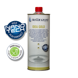 Idea Gold - High Performance water and oil repellent (250ml, 1 Liter, 5 Liter)-Bellinzoni-Atlas Preservation