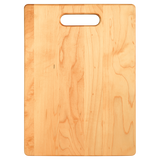 "13 3/4"" x 9 3/4"" Maple Cutting Board"