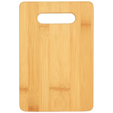 "9"" x 6"" Bamboo Bar Cutting Board"