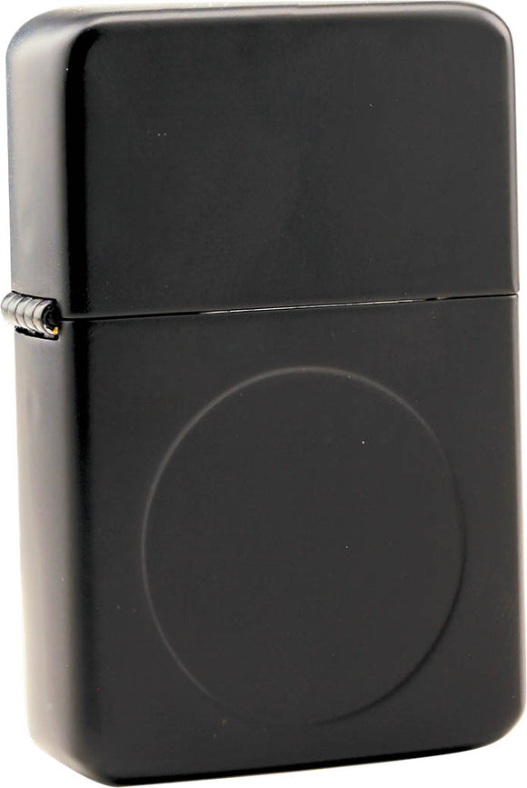Matte Black Lighter with 1