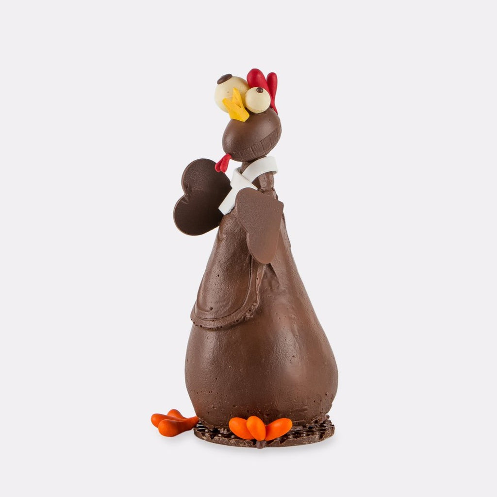 Hill St. Chocolate Mrs Mildred Cluckington - Size 2 (Collection only)