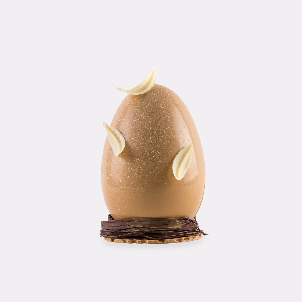 Hill St. Caramel Chocolate Easter Egg - Size 2  (Collection from store only)