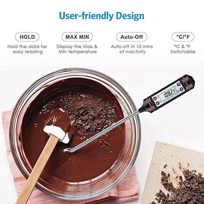Digital Cooking Thermometer | Temperature Instrument