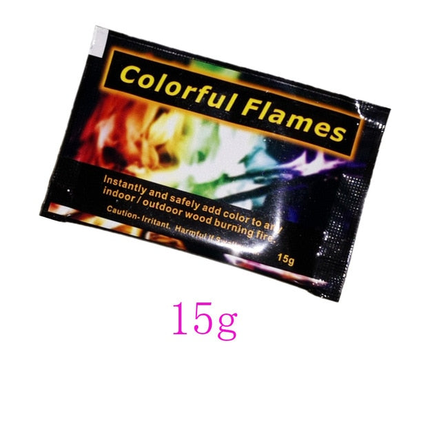 Mystical Fire Magic 10g/15g/25g