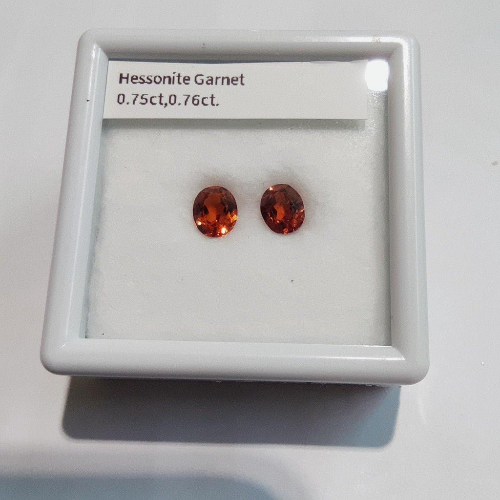 Natural Grossularite Garnet (Hessonite) - Pipat Jewelry Online