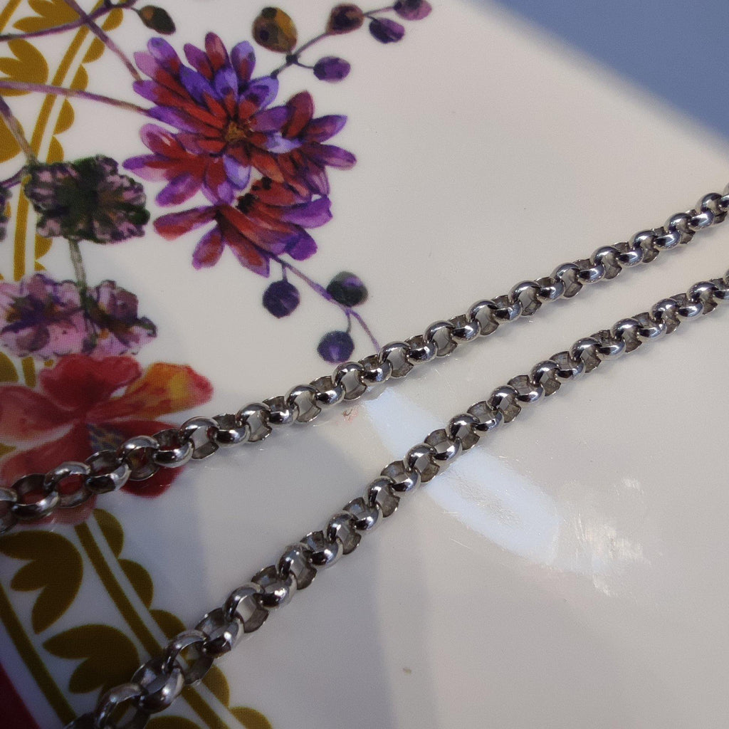 Cable Silver 925 Chain - Pipat Jewelry Online