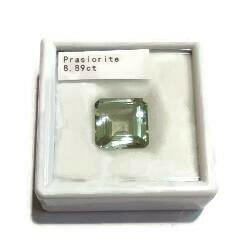Natural Prasiolite (Green Amethyst) - Pipat Jewelry Online