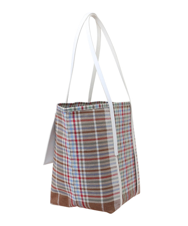Kitchen Cloth Lining Logo Pocket Totebag