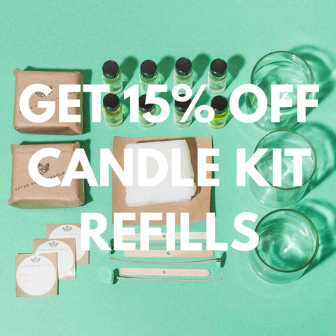 candle kit refills