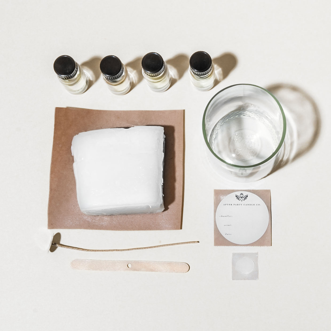 Classic Candle Kit Refill