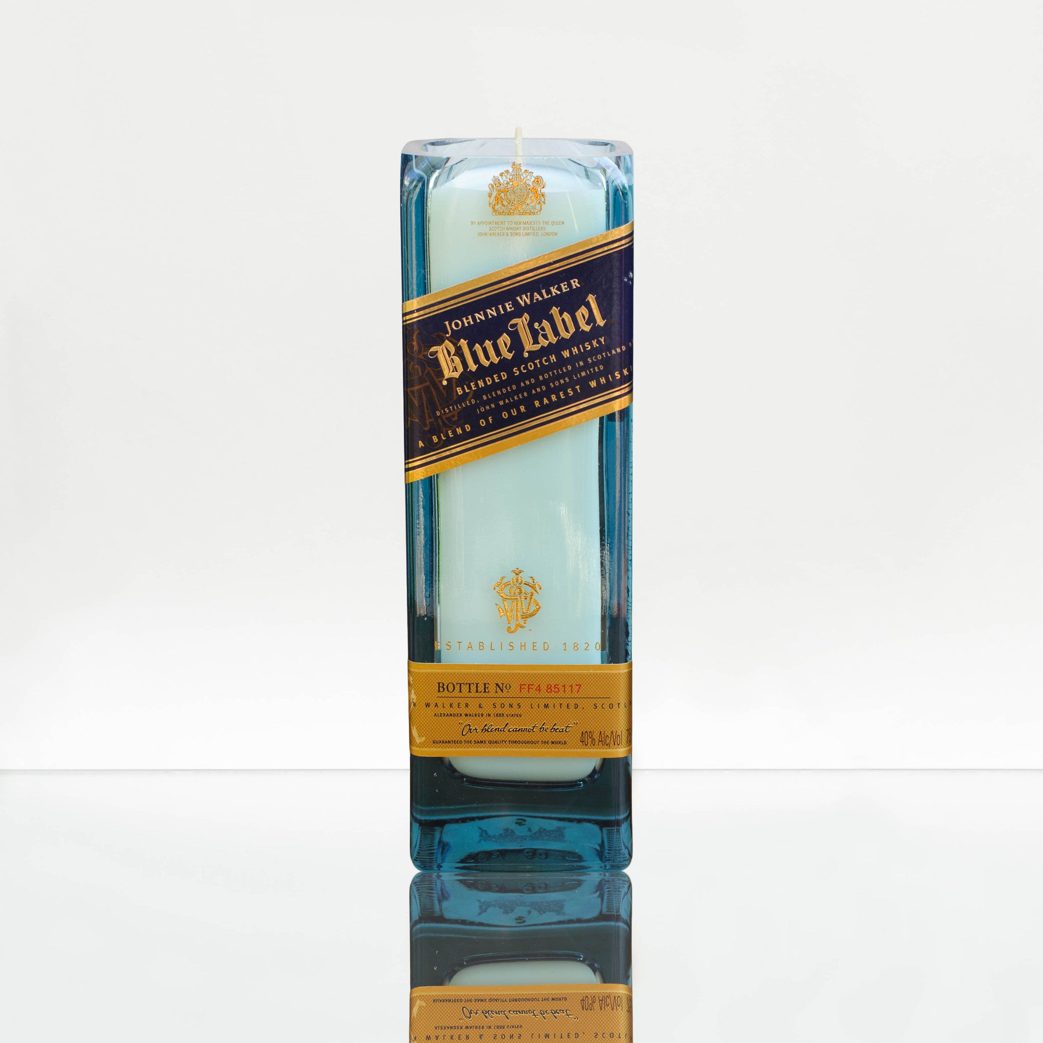 J Blue Candle