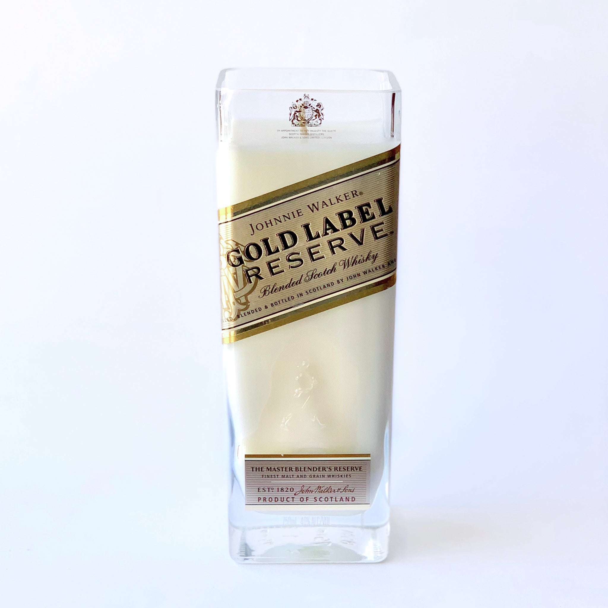Johnnie Walker Gold Label Candle
