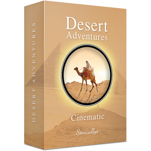 Sonicallys Desert adventures, loops, cinematic loops, cinematic sample, samples, fl studio, fl studio samples, looperman, cymatics, beats, producer loops, producer samples, samples, sample pack