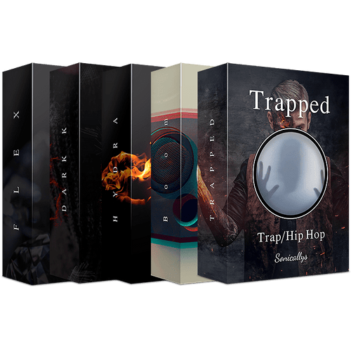 Trap pack bundle trap pack trap samples trap pack splice trap sample pack trap construction kit trap melody 808s 808 pack dark melodies dark melody sonicallys