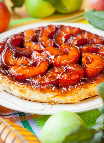 Apple Tarte Tatin recipe