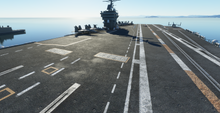 Load image into Gallery viewer, HDS Functional Aircraft Carrier - MSFS