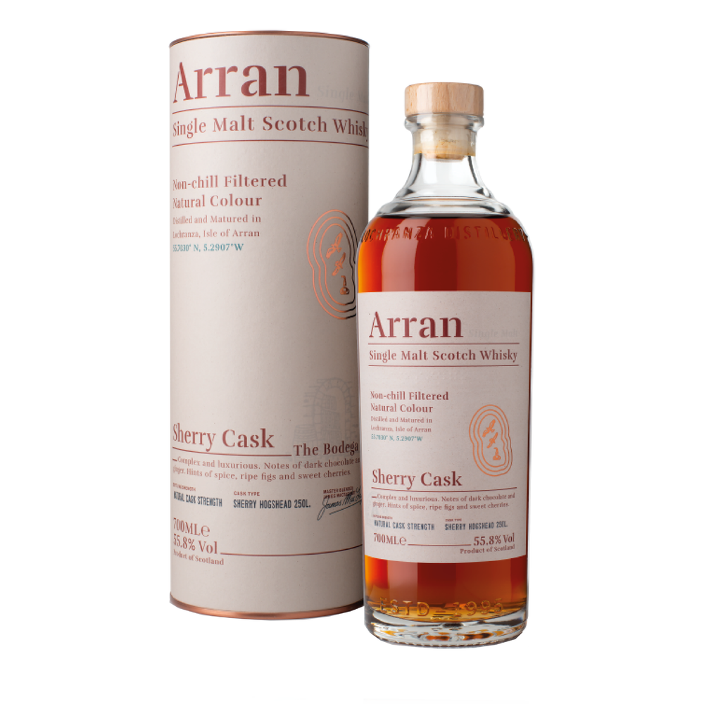 Arran Bodega Finish