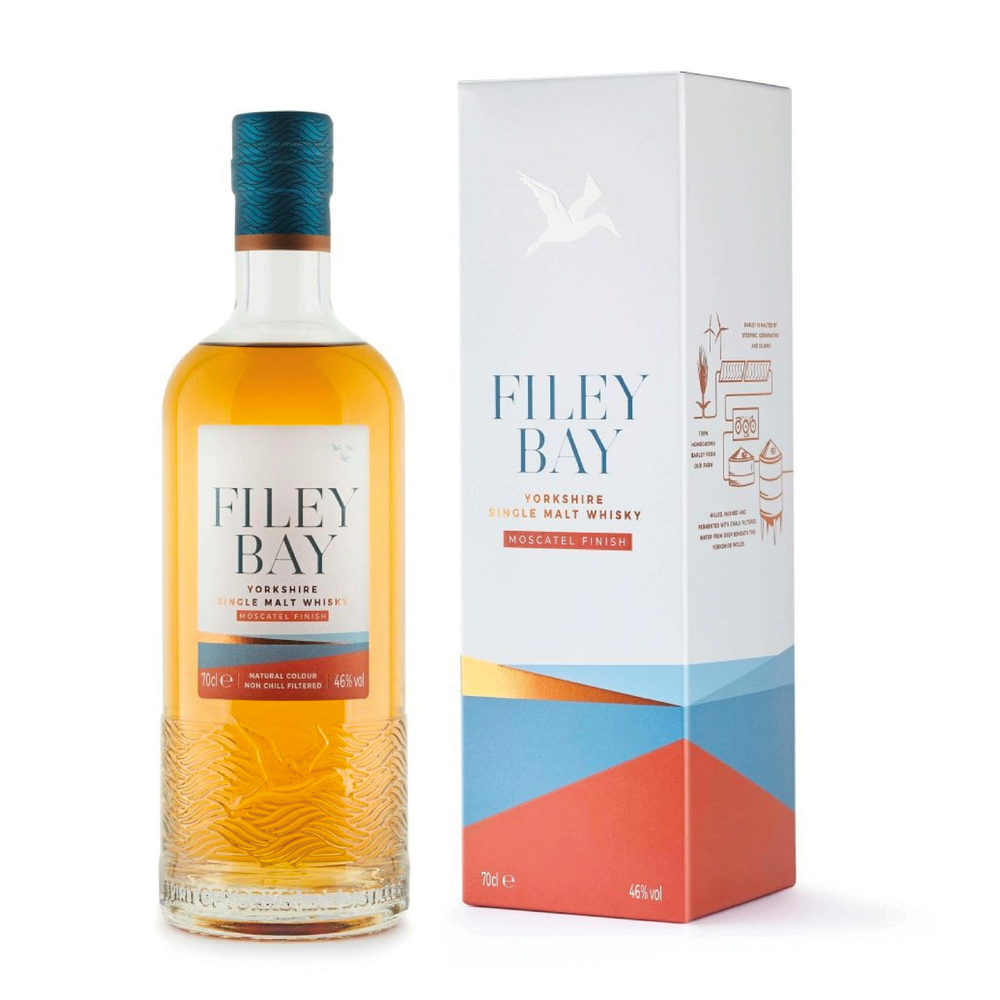 Filey Bay - Moscatel Cask Finish