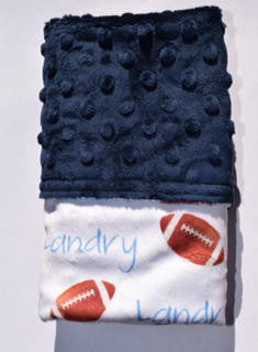Boco Deals - Landry lovey blanket