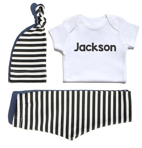 Outfit - Non Personalized Stripes