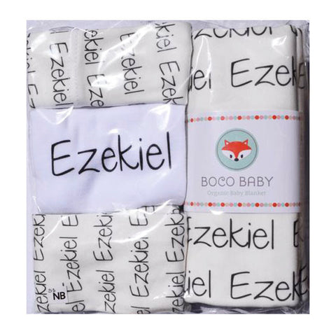 Boco Deals - Ezekiel NB Welcome Baby