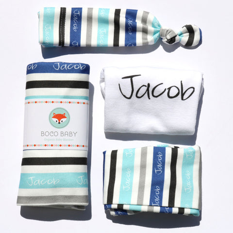 Boco Deals - Jacob 3m welcome baby set