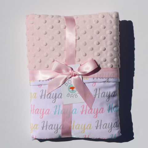 Boco Deals - Haya Crib Size Blanket