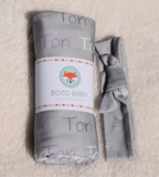 Boco Deals - Tori Regular Swaddle and Headband