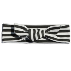 Knotted Headband - Non Personalized Stripes