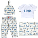 Welcome Baby Set - Anchors