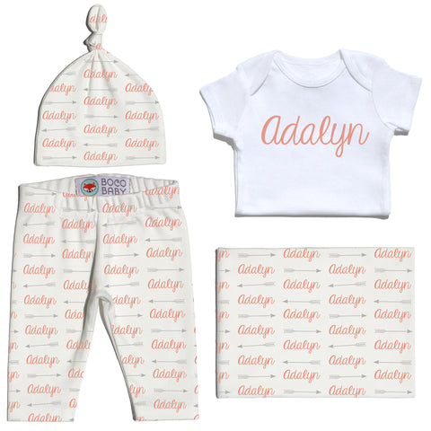 Welcome Baby Set - Arrows