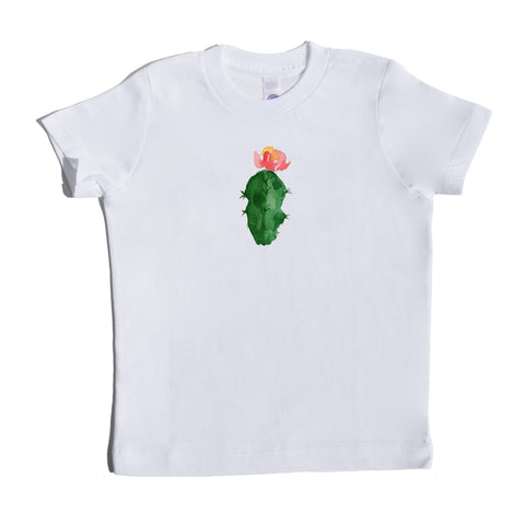 Boco Kids - Shirt - Succulent In Bloom